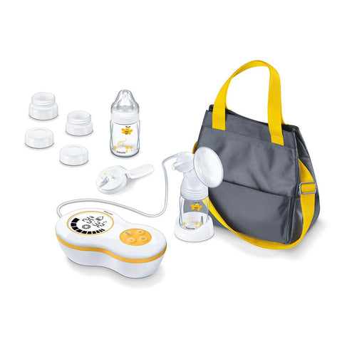 Beurer Manual & Electric Breast Pump Combo BY 60