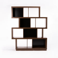 Stylish Moon Modular Shelf Unit (Various Colours) - Demo
