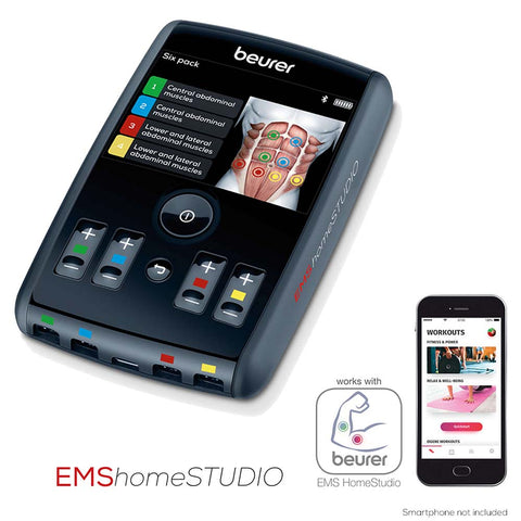 Beurer Professional EMS Device EM 95 Bluetooth