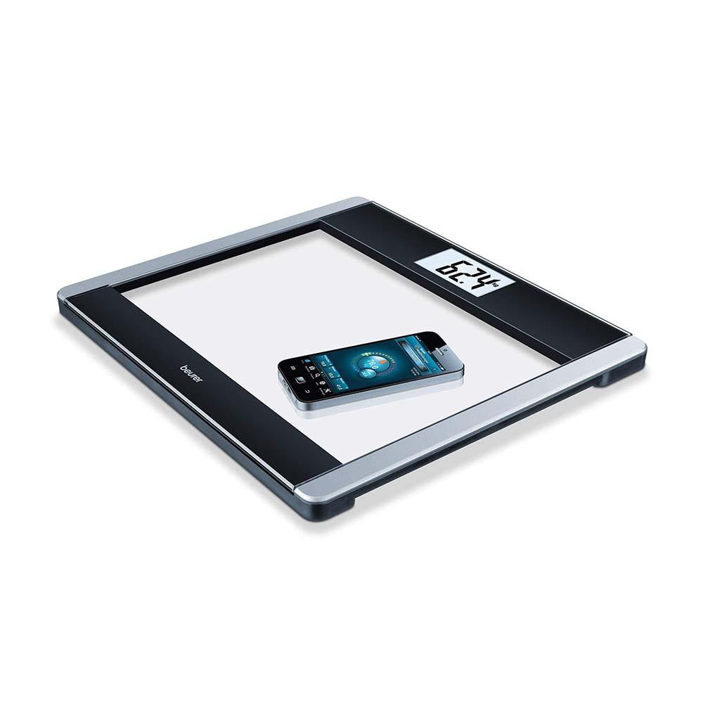 Beurer BMI Smart Glass Scale GS 485