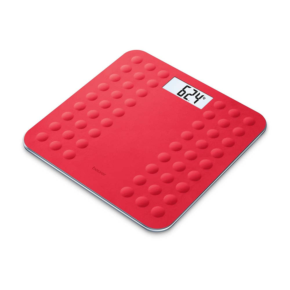 Beurer Glass Scale GS 300 Coral