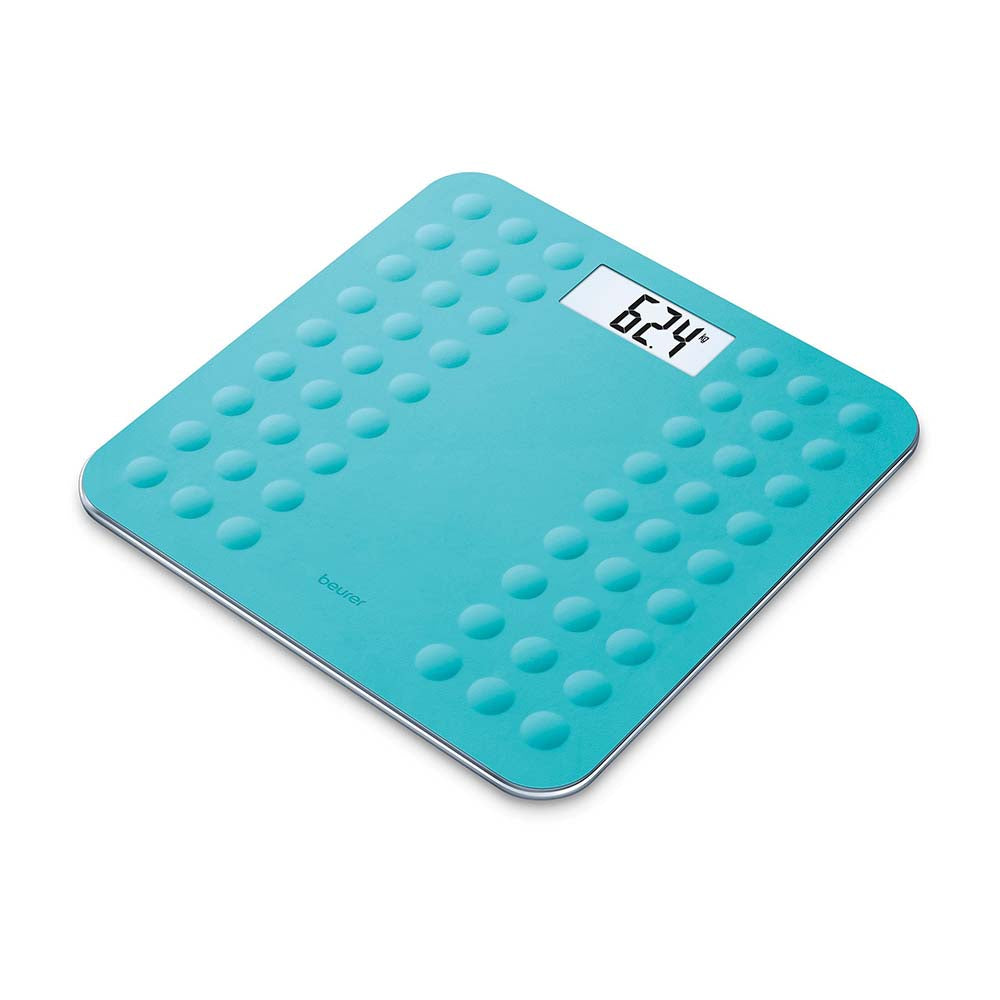 Beurer Glass Scale GS 300 Turquoise