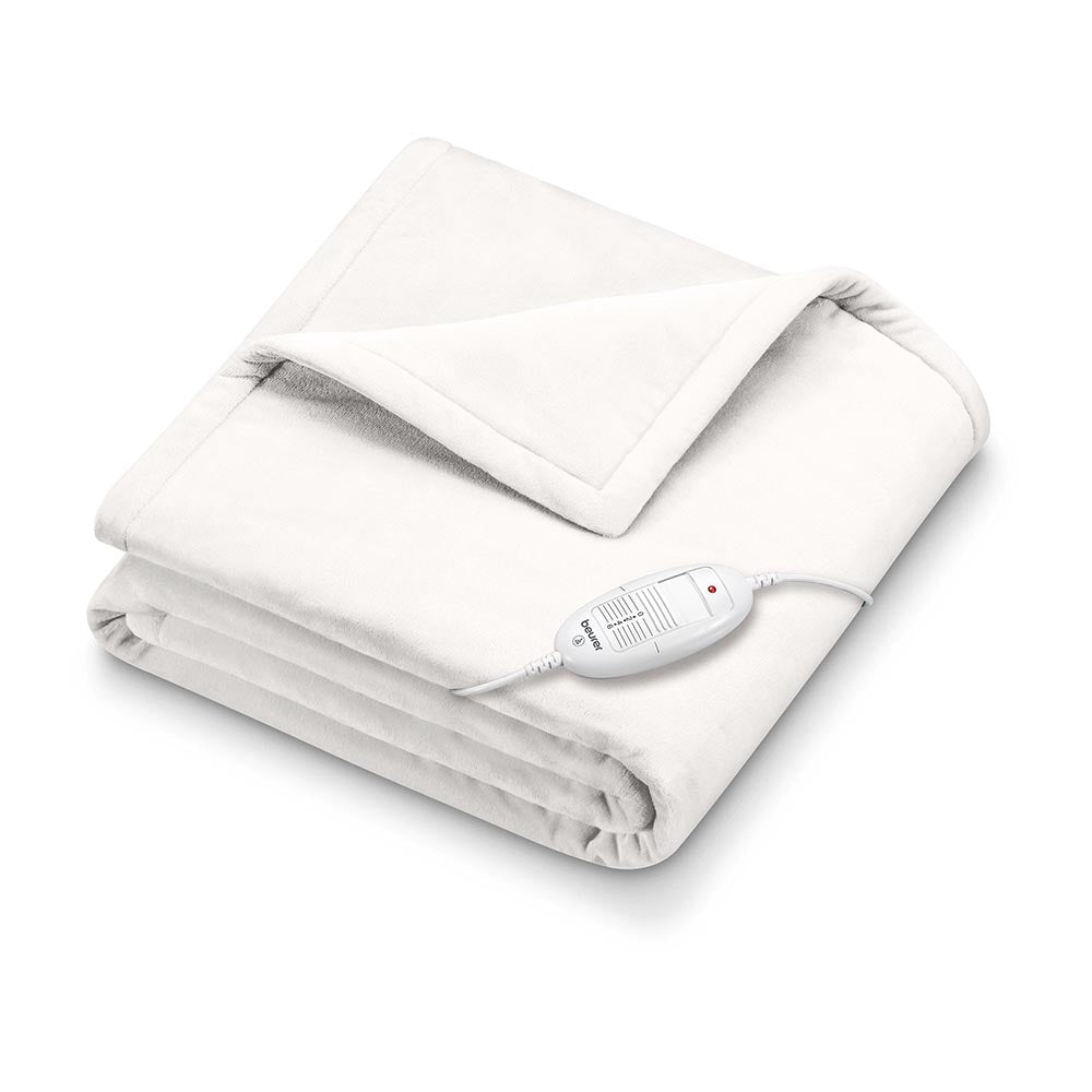 Beurer Heated Overblanket HD 75 Cosy - White