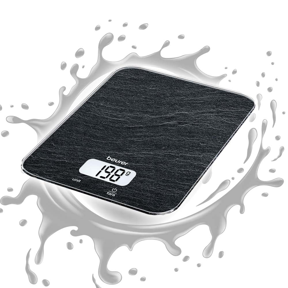 Beurer Kitchen Scale KS 19 Slate - Demo