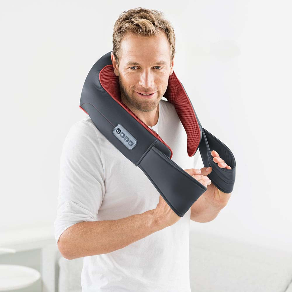 Beurer 3D Shiatsu Massager MG 151 - Demo