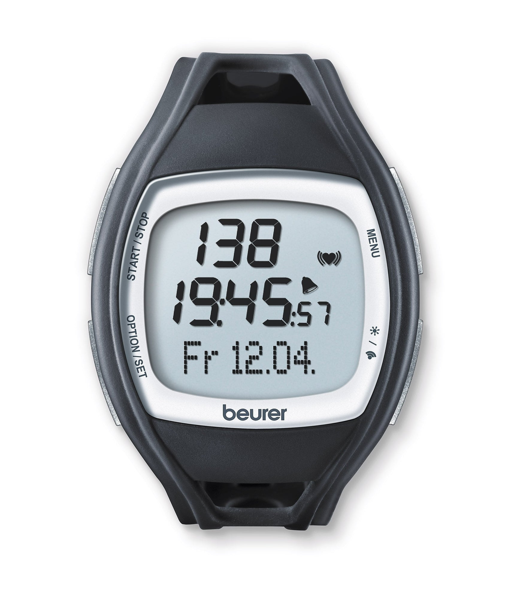 Beurer Heart Rate Monitor PM 45 With Chest Strap