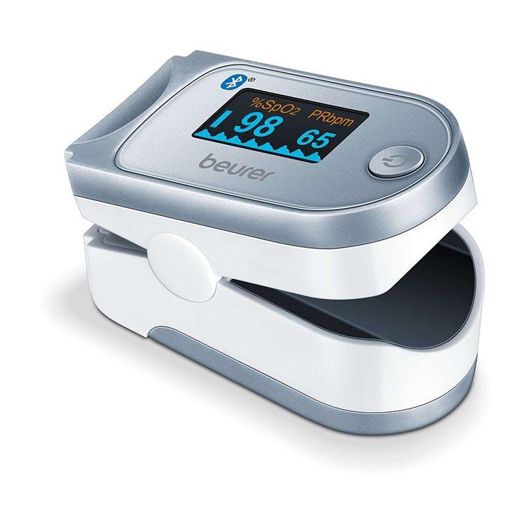 Beurer PO 60 Bluetooth Pulse Oximeter