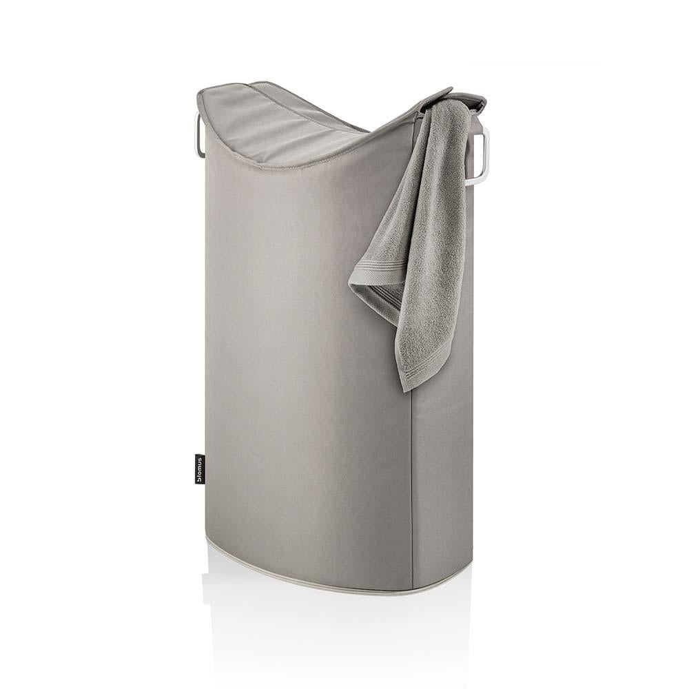 Blomus FRISCO Laundry Bin - Taupe