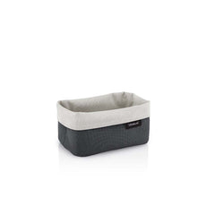 Blomus Ara Medium Reversible Storage Basket - Sand & Anthracite