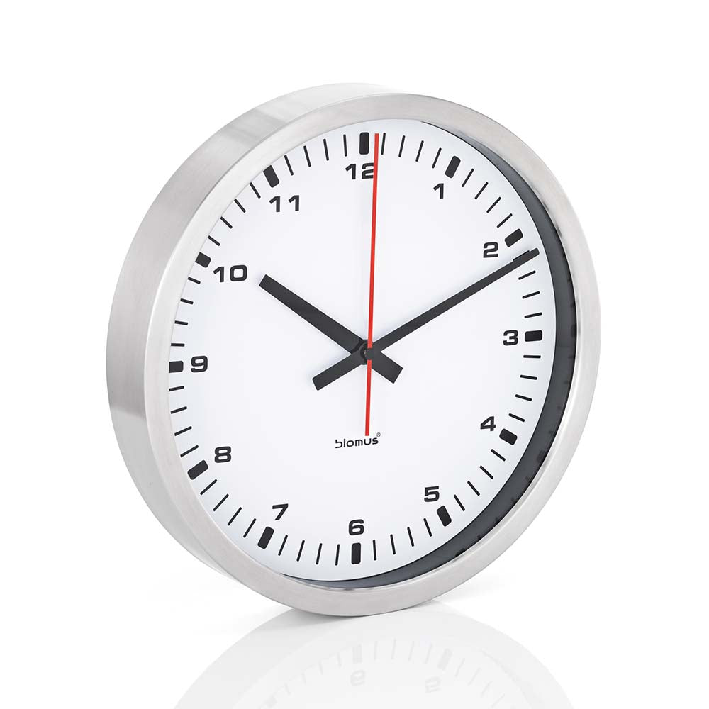 Blomus Era Wall Clock 40 cm - White