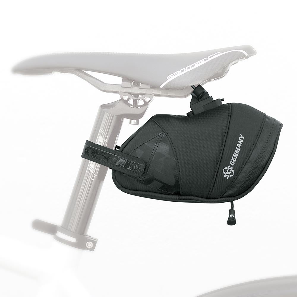 SKS Saddle Bag - EXPLORER CLICK 800 Black