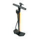SKS Bike Multi-valve/Multi-use Floor Pump - AIRWORX 10.0 Orange