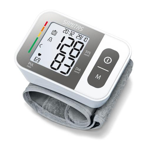 Sanitas Wrist Blood Pressure Monitor SBC 15