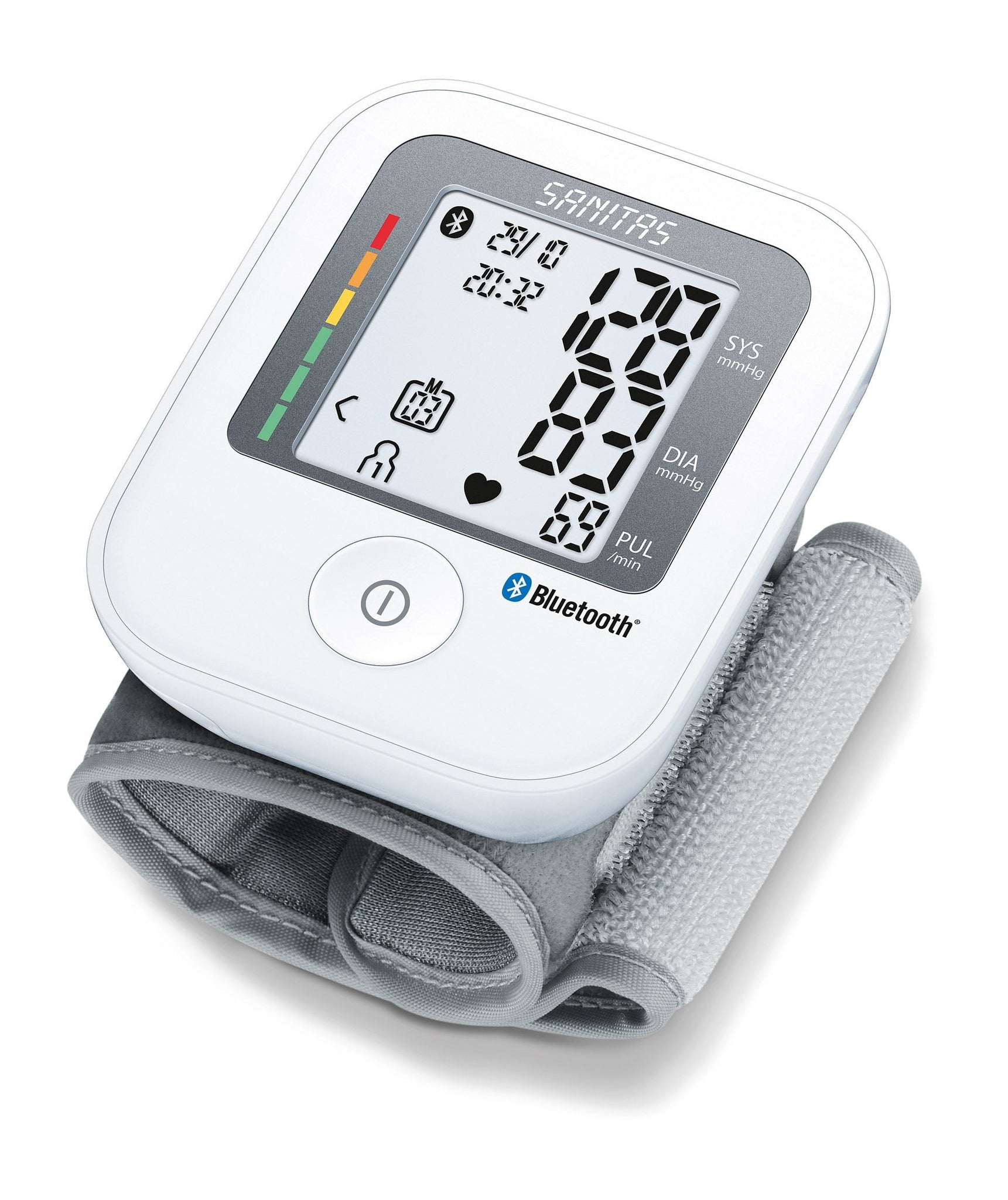 Sanitas Bluetooth Blood Pressure Monitor SBC 53