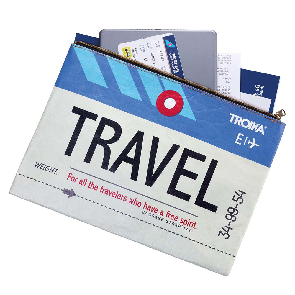 Troika Case for Travel Documents - Travel Spirit