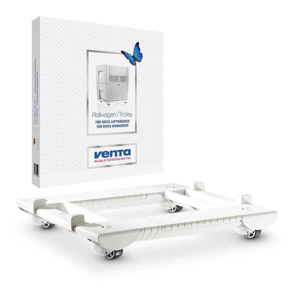 Venta Airwasher Trolley for LW 25 or LW 45 - White