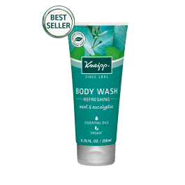 Kneipp Body Wash Mint & Eucalyptus