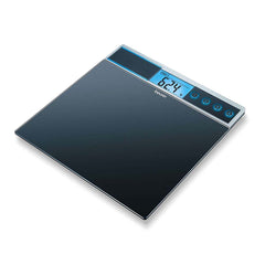 Beurer Diagnostic Bathroom Scale GS 39 With Voice Function In 5 Languages