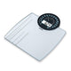 Beurer GS 58 Glass Bathroom Scale