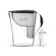 PearlCo Fashion Classic Water Filter Jug 3.3L - Anthracite