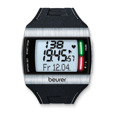 Beurer Heart Rate Monitor PM 62 With Chest Strap