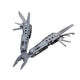 Troika Multi-tool with 10 Functions - Grey