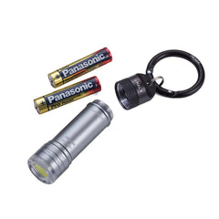 TROIKA Torch with Magnetic On/Off Function and 3 Modes