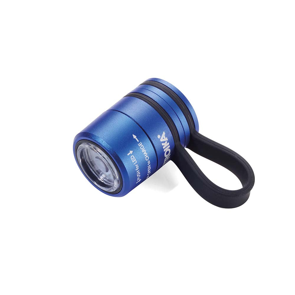 Troika Eco Run Mini Running Torch - Blue