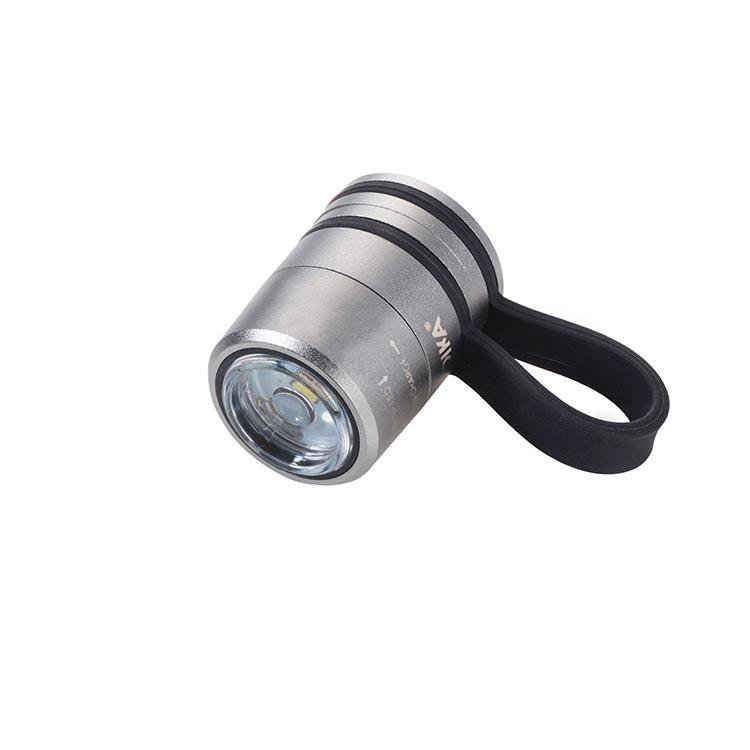 Troika Eco Run Mini Running Torch - Titanium
