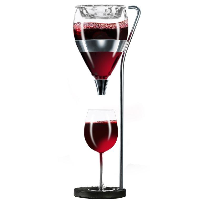 Vagnbys Wine Aerator & Decanter Tower - Table Tower