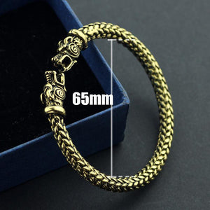 Viking Wolf Bracelet - Limited Edition