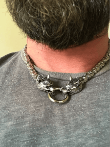 Wolf Heads King's Chain