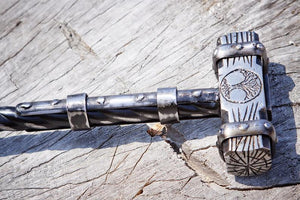 Thor's Hunting Hammer - Hand Forged