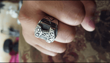 Thor Hammer Vintage Ring - Stainless Steel