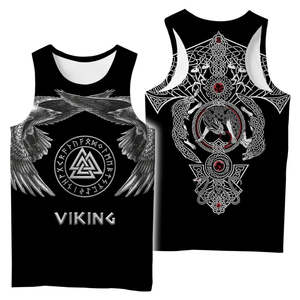 True Vikings World Tank Top 2019 - Limited Edition