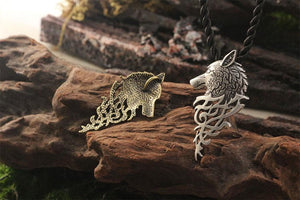Limited Edition North Wolf Men's Necklace