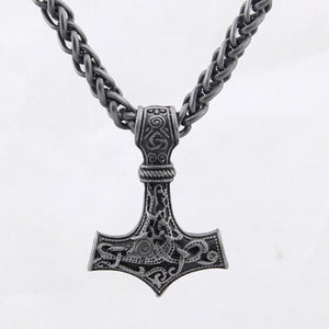 Mjolnir Chain Necklace - Limited Edition