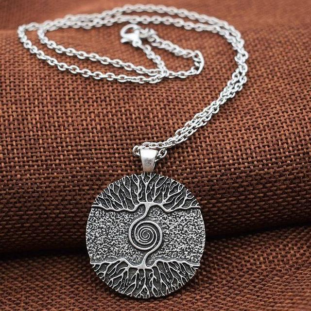 Unique Tree Of Life Necklace - Valhalla Collection