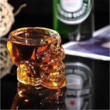 Crystal Skull Glasses - Set Of 2