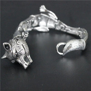 Unique Norse Fenrir Bracelet - Limited Edition