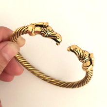 Viking Dragon Bracelet - Dreki Arm Ring