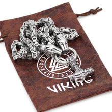 Gunnolf Mjolnir Necklace - Handmade King's Chain