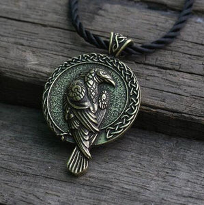 Muninn Necklace - Limited Edition