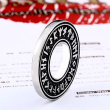 Runic Circle Necklace