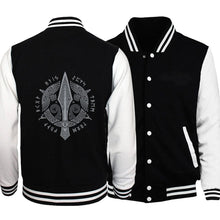 Gungnir Baseball Jacket - Modern Viking Clothing