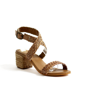 Kanabis- Braided Boho Sandals