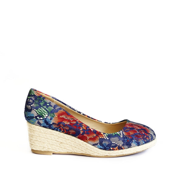 Kanabis - Peacock Pumps