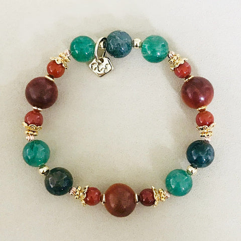 Mistletoe Kisses Bracelet