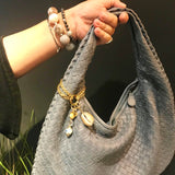 PREORDER- Covet Convertible Bag Charm-Tranquility