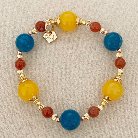 Optimism & Fun Bracelet